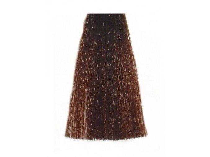 BES Hi-Fi Hair Color Krémová profi barva na vlasy - Kaštanová 4-0