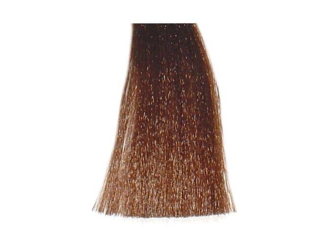 BES Hi-Fi Hair Color Krémová barva na vlasy - Kaštanová světlá 5-0