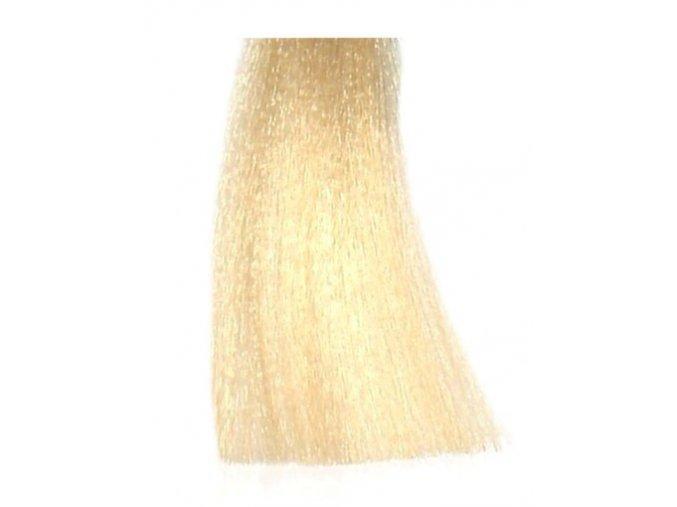 BES Hi-Fi Hair Color Krémová barva na vlasy - Platinová blond 10-0