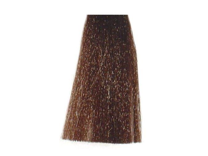 BES Hi-Fi Hair Color Krémová barva na vlasy - Kaštanová popelavá 4-1