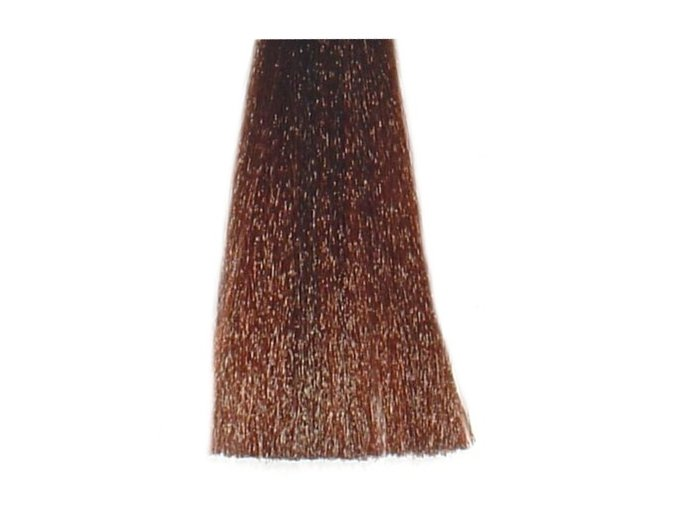 BES Hi-Fi Hair Color Krémová barva na vlasy - Kaštanová zlatá 4-3