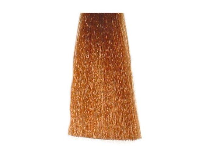 BES Hi-Fi Hair Color Profesionální barva na vlasy krémová - Blond zlatá 7-3