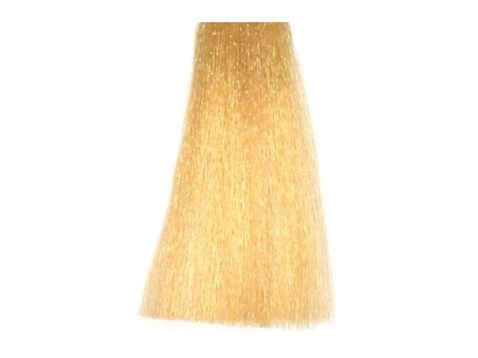 BES Hi-Fi Hair Color Krémová barva na vlasy - Světlejší blond zlatá 9-3