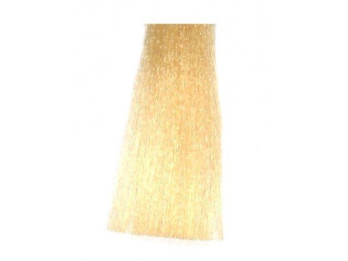 BES Hi-Fi Hair Color Krémová barva na vlasy - Platinová blond zlatá 10-3