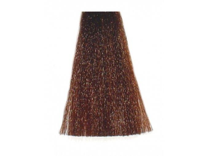 BES Hi-Fi Hair Color Barva na vlasy Caffé - Světlá tabáková měděná 5-74