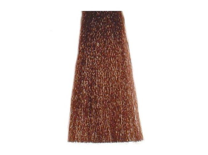 BES Hi-Fi Hair Color Barva na vlasy Cioccolato - Tmavá měděno béžová 6-48