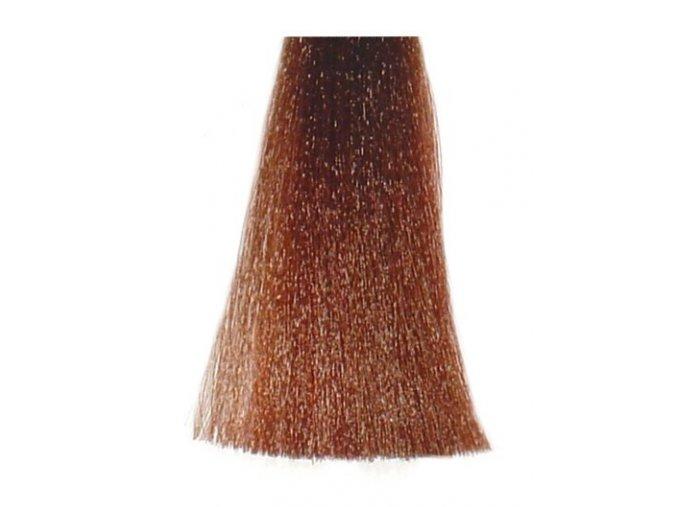 BES Hi-Fi Hair Color Krémová barva na vlasy - Světlá měděno zlatá 5-43