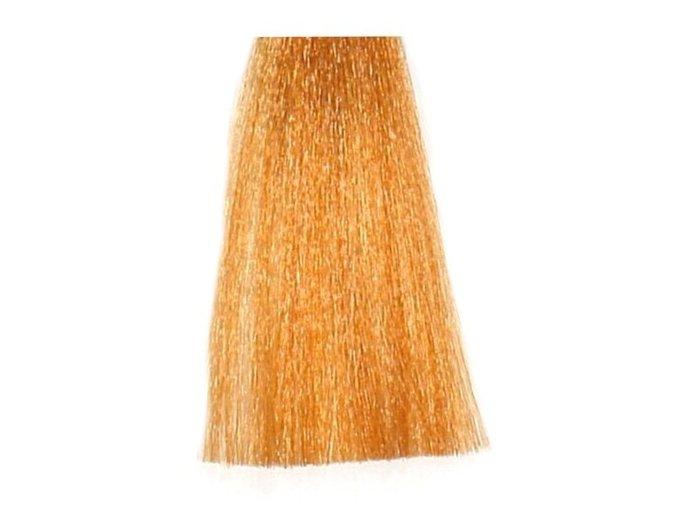 BES Hi-Fi Hair Color Krémová barva na vlasy - Světlejší měděno zlatá 9-43