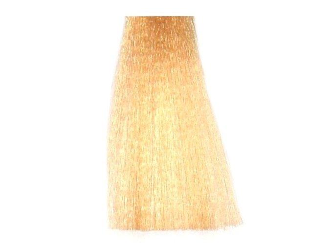 BES Hi-Fi Hair Color Krémová barva na vlasy - Platinová měděno zlatá 10-43