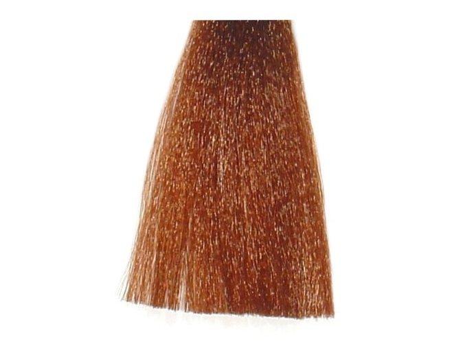 BES Hi-Fi Hair Color Krémová barva na vlasy Té  - Blond béžovo červená 7-86