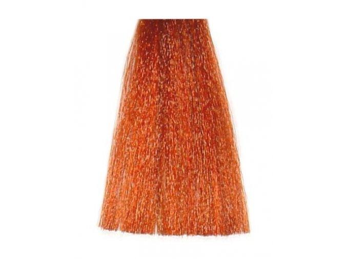 BES Hi-Fi Hair Color Barva na vlasy - Tmavá měděno mahagonová 6-45