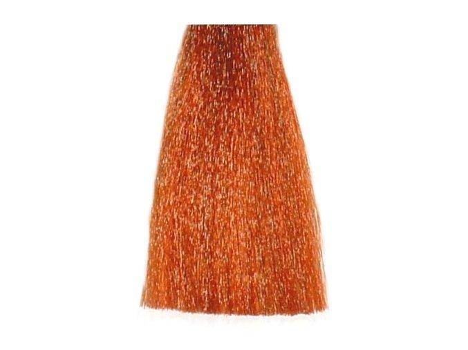 BES Hi-Fi Hair Color Krémová barva na vlasy - Tmavá měděná 6-4