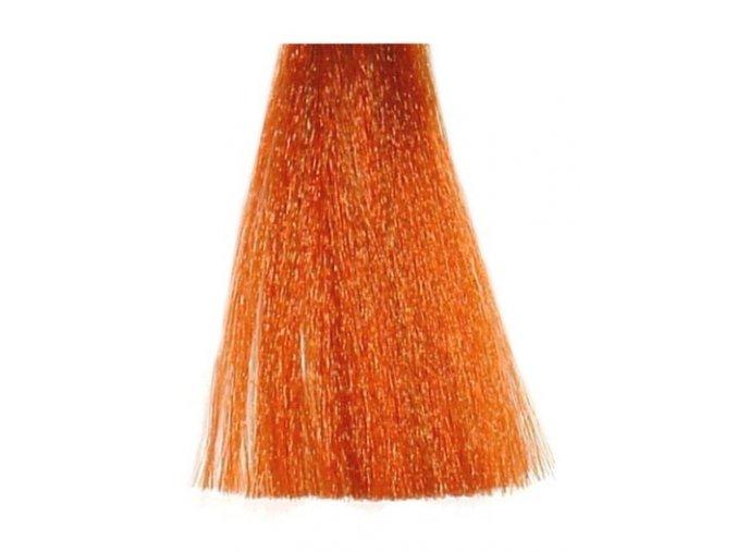 BES Hi-Fi Hair Color Krémová barva na vlasy - Blond měděná 7-4