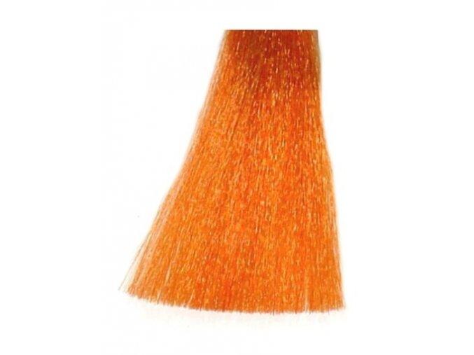 BES Hi-Fi Hair Color Krémová barva na vlasy - Světlá blond měděná 8-4