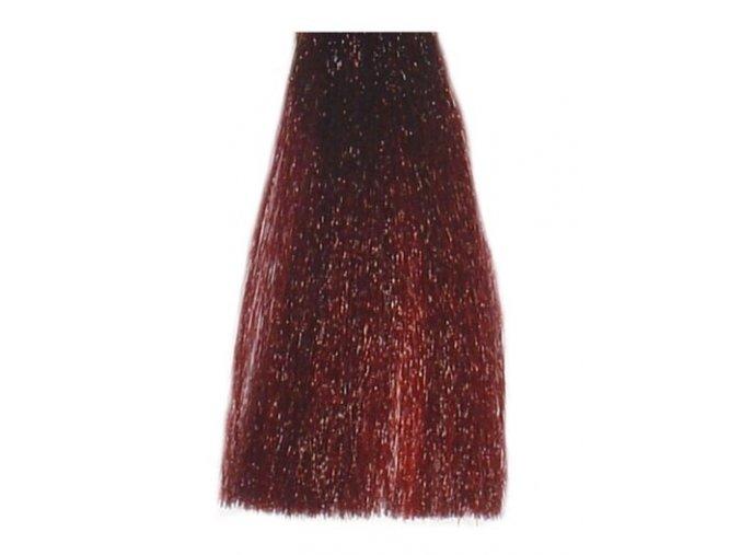 BES Hi-Fi Hair Color Krémová barva na vlasy - Tmavá intenzivní červená 3-6