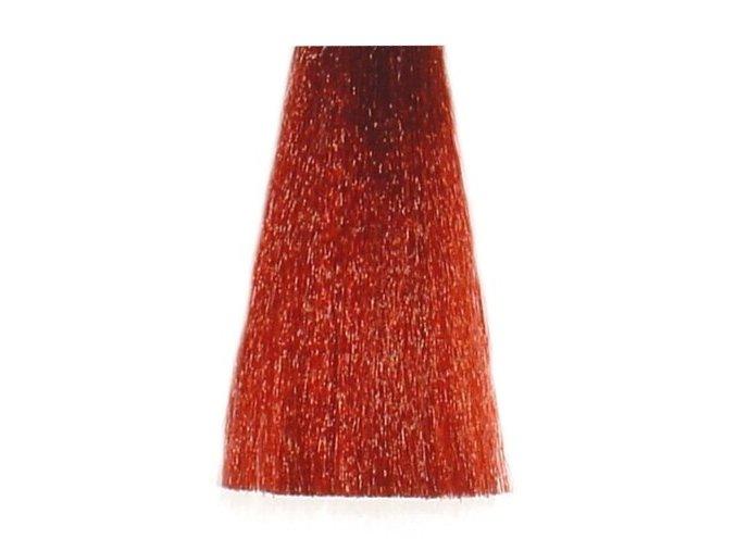 BES Hi-Fi Hair Color Krémová barva na vlasy - Světlá intenzivní červená 5-6
