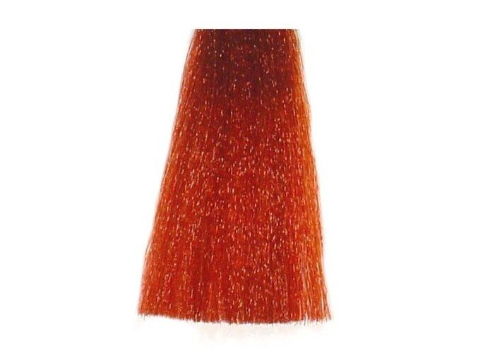 BES Hi-Fi Hair Color Krémová barva na vlasy - Tmavá červeno měděná 6-64