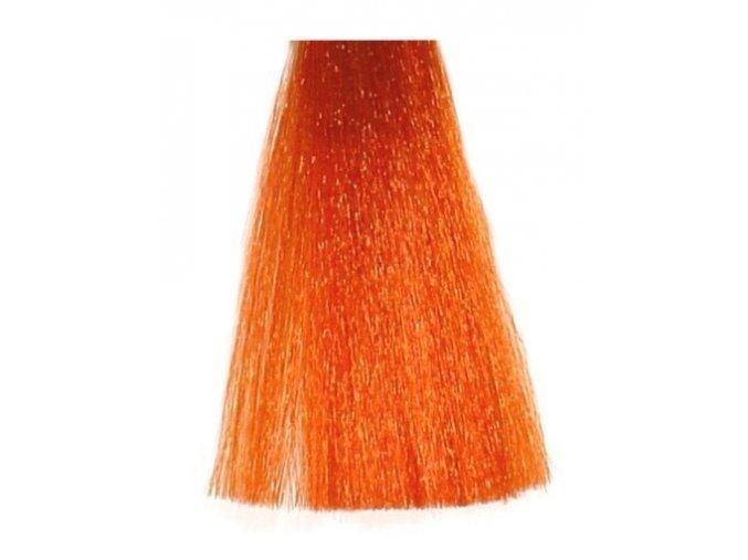 BES Hi-Fi Hair Color Barva na vlasy - Světlá blond červeno měděná 8-64