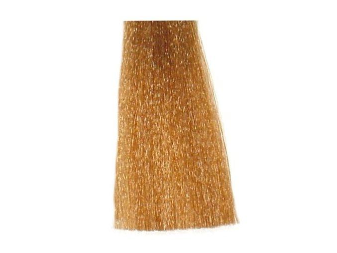BES Hi-Fi Hair Color Krémová profi barva na vlasy - Zlato béžová 7-38
