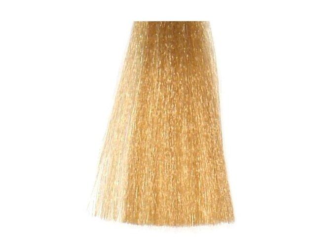 BES Hi-Fi Hair Color Krémová barva na vlasy - Světlejší zlato béžová 9-38