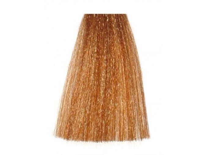 BES Hi-Fi Hair Color Barva na vlasy Cappuccino - Světlá zlato béžová 7-83