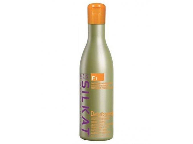 BES Silkat F1 Shampoo Deforforante - šampon na vlasy proti lupům 300ml
