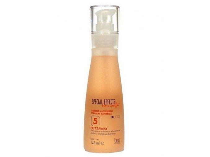BES Special Effects Frizzaway č.5 - Vyrovnávací sérum na kudrnaté vlasy 125ml
