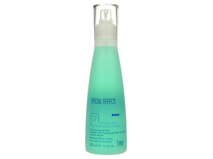 BES Special Effects Spray-On Texture Firm Hold č.17 - Gel spray 200ml
