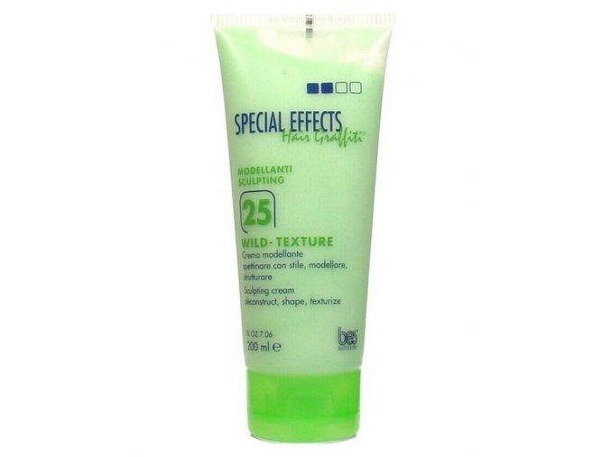 BES Special Effects Wild-Texture č.25 - Modelovací krém jemně tužící 200ml