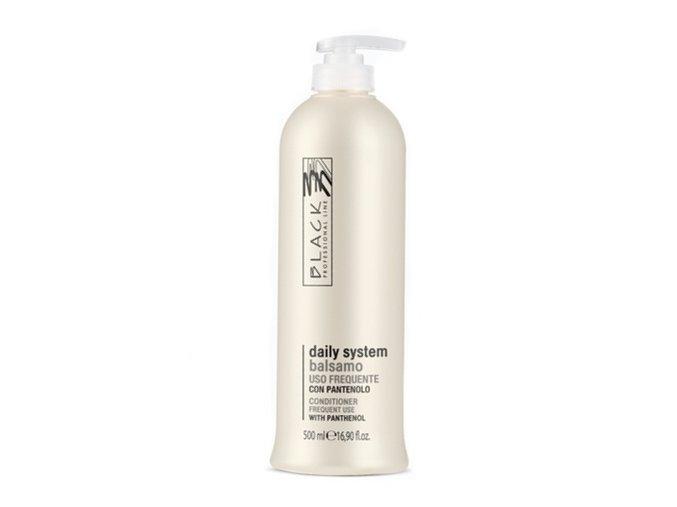 BLACK Péče o vlasy Balsamo Uso Frequente balzám pro každodenní použití 500ml