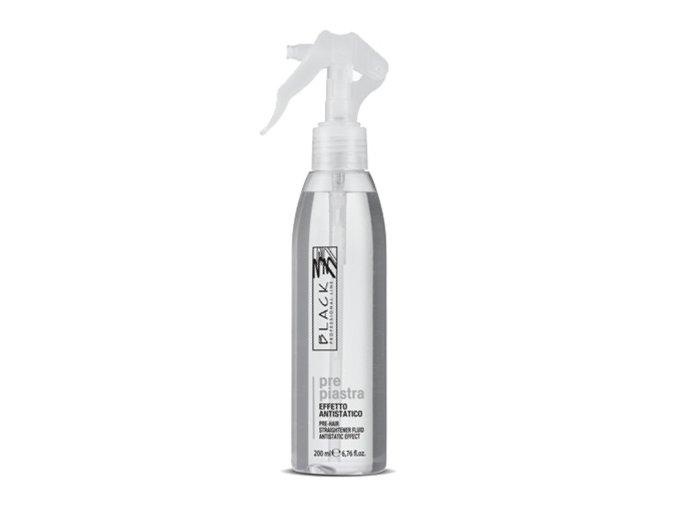 BLACK Styling Pre Piastra antistatické serum pro žehlení vlasů 200ml - ochrana do 200°C