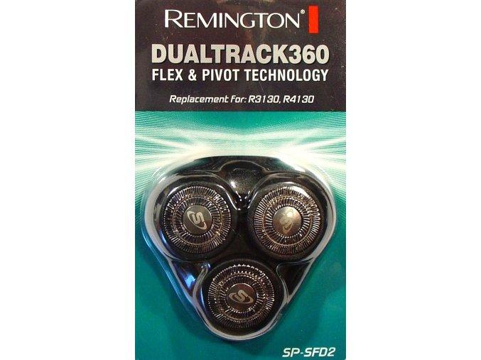 REMINGTON SP-SFD2 Náhradní sada 3 frézek pro holicí strojky Remington - R3130, R4130 a R4150