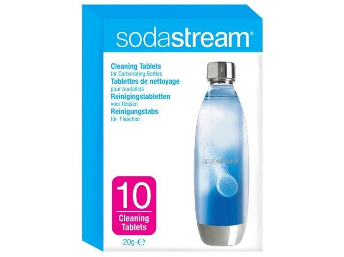SODASTREAM Příslušenství - Čistící tablety pro láhve SodaStream - 10ks