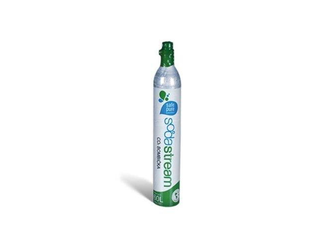 SODASTREAM Bombička CO2 náhradní náplň - výměna. Nutno zaslat prázdnou bombičku SodaStream