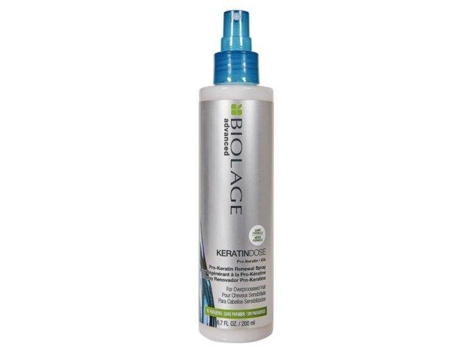 MATRIX Biolage KeratinDose Renewal Spray 200ml - bezoplachová kúra s keratinem