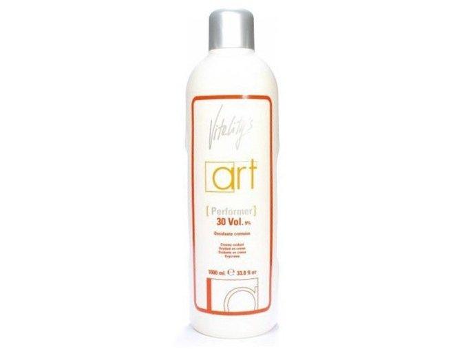 VITALITYS Art Performer 9% (30vol) - krémový oxidant k barvám a melírům Art 1000ml