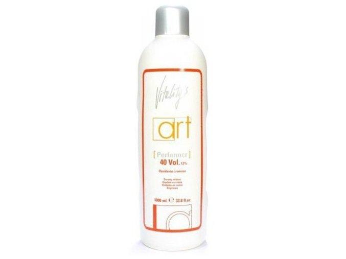 VITALITYS Art Performer 12% (40vol) - krémový oxidant k barvám a melírům Art 1000ml
