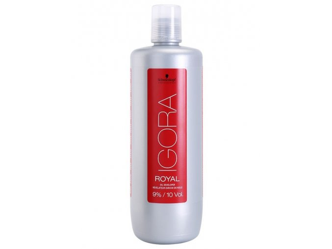 SCHWARZKOPF Igora Royal Oil Developer 9% (vol 30) - emulzní peroxid vodíků 1000ml