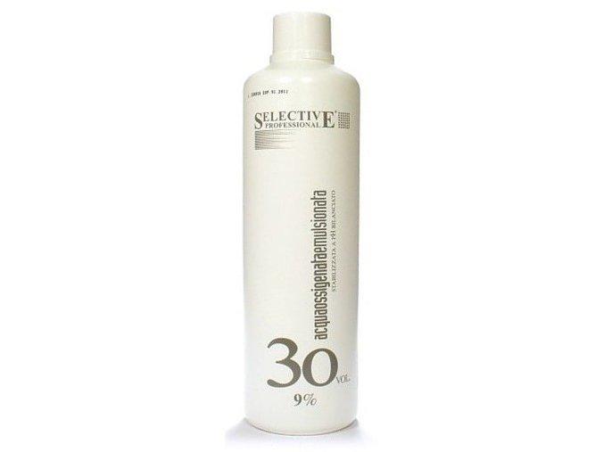 SELECTIVE Oxidanty Acqua Ossigenata Emulsionata - peroxid vodíků 9% ( 30vol )