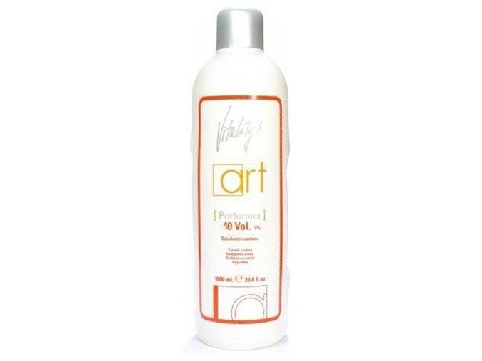 VITALITYS Art Performer 3% (10vol) - krémový oxidant k barvám a melírům Art 1000ml