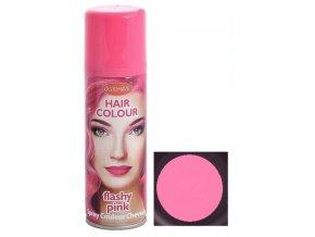 Z GOOD MARK Barva na vlasy ve spreji - Barevný lak na vlasy růžový