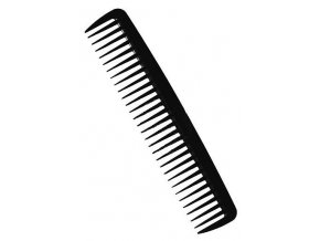 DUKO Hřebeny Rozčesávací hřeben na vlasy 18,2cm
