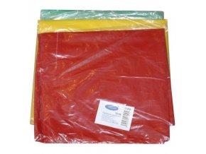 ALLESON Kadeřnické igelitové jednorázové pláštěnky pro barvení vlasů 10ks