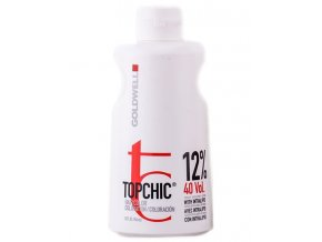 GOLDWELL Topchic Developer Lotion 12% (vol40) - krémový peroxid vodíků 1000ml