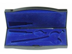 DOVO Solingen Plastová krabička pro nůžky na vlasy