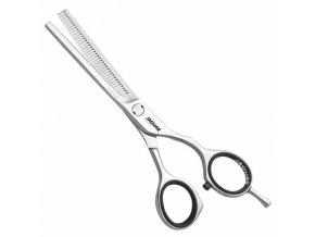 JAGUAR Solingen CJ 40 Plus efilační profi kadeřnické nůžky na vlasy 5,5´ 92555