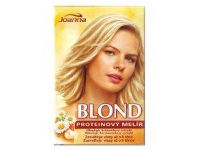 JOANNA Blond Proteinový blond melír na vlasy