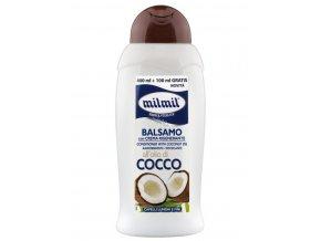 MIL MIL Cocoo Regenerační balzám na vlasy s kokosovým olejem 400ml