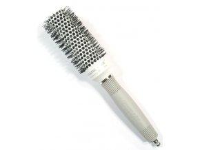OLIVIA GARDEN Pro Cer Ionic T 35 - kadeřnický keramický kulatý kartáč na vlasy - průměr 35mm
