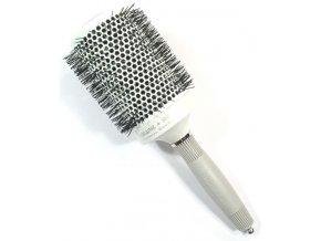 OLIVIA GARDEN Pro Mega C - Profesionální keramický kulatý kartáč na vlasy T 65